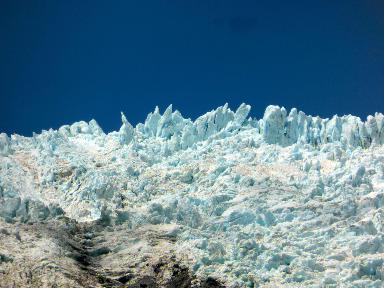Franz Joseph gletsjer