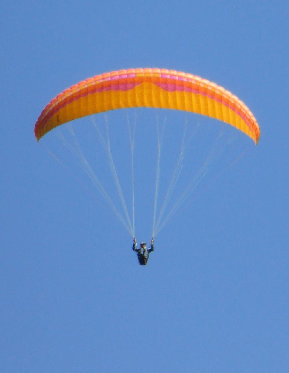 Cursus Paragliding!