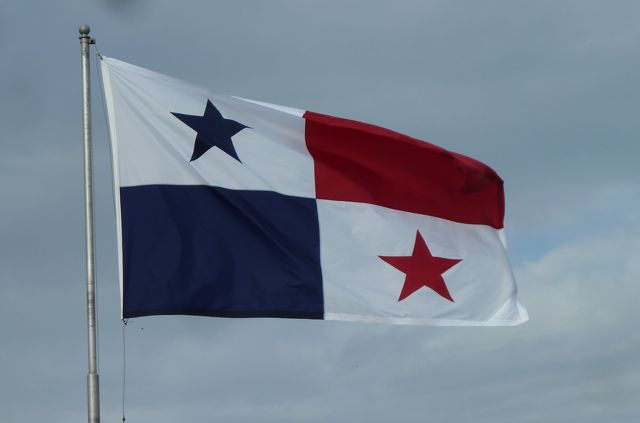 Panamese vlag