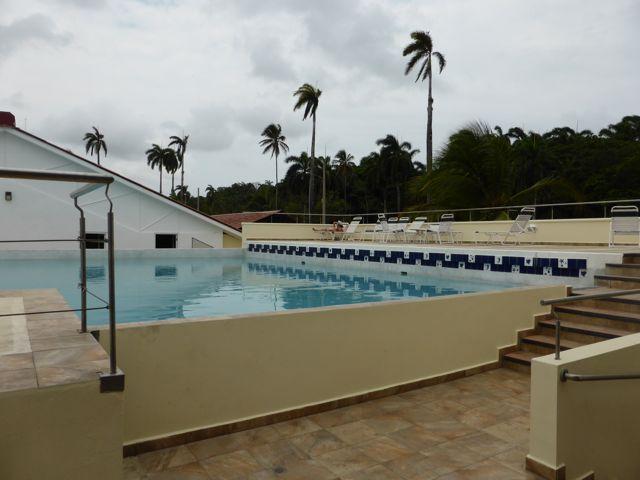 en een goddelijk fresh water zwembad!