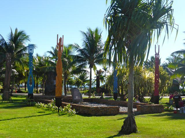Een mooi stadspark