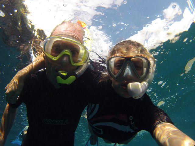Fantastisch snorkelen hier