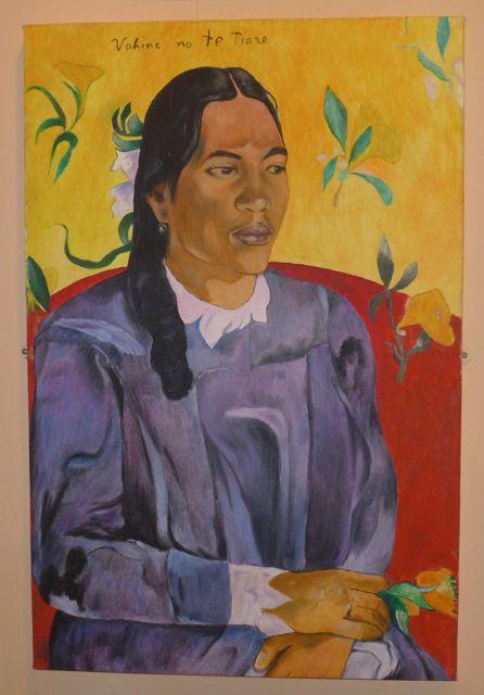 en een van zn bekende schilderijen