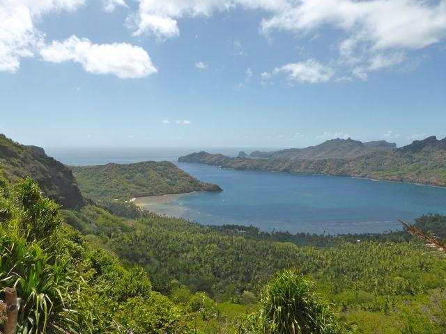 View over de baai